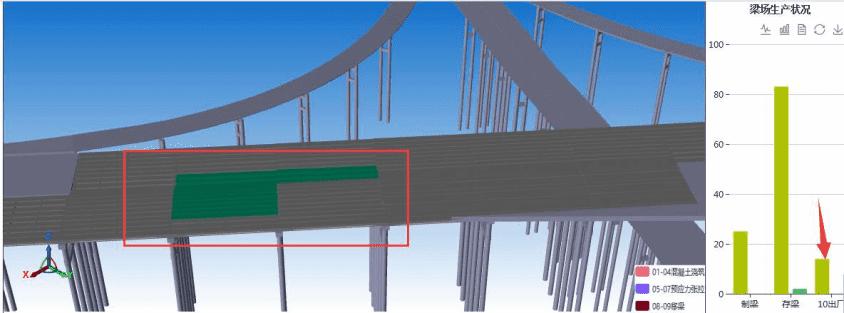预制梁厂BIM应用案例-自主PLM 智慧工地管理平台 BIM施工管理系统
